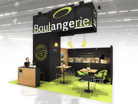 BOULANGERIE ANGE - FRANCHISE EXPO 2015