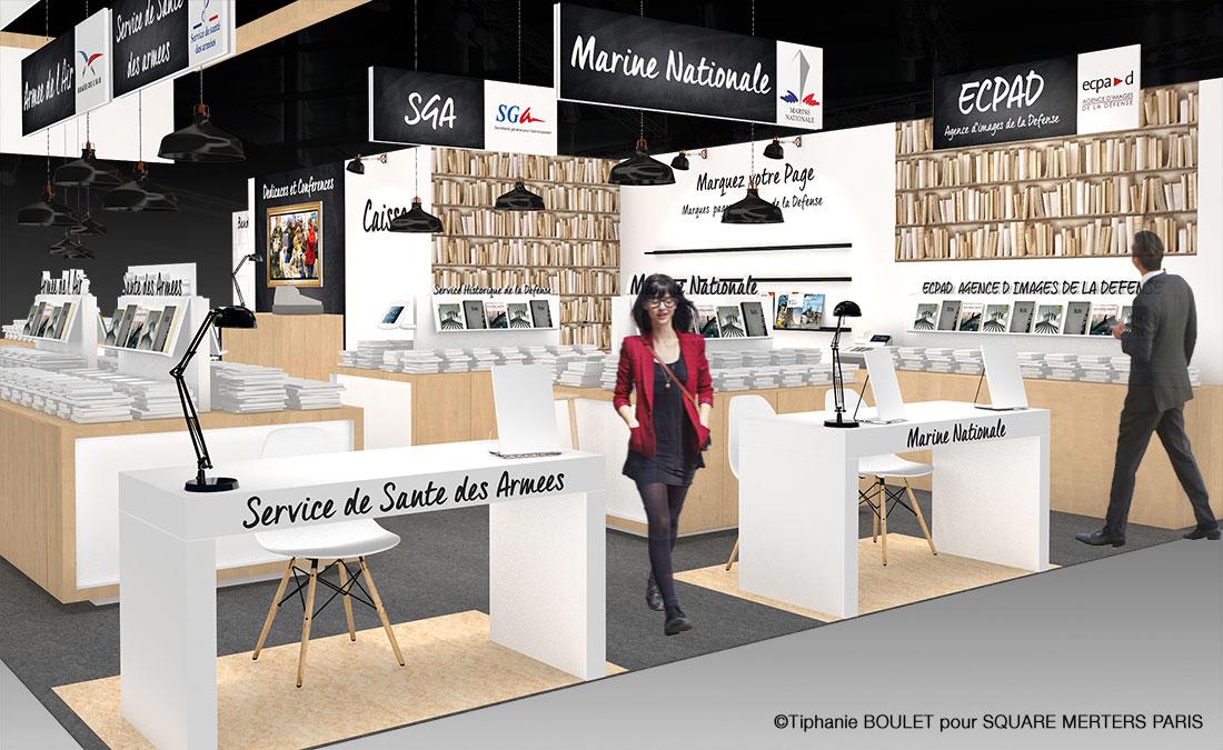 Ministere de la defense salon du livre 2017 plait ile for Salon du livre 2017 montreuil