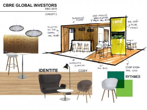 CBRE GLOBAL INVESTORS - SIEC 2015